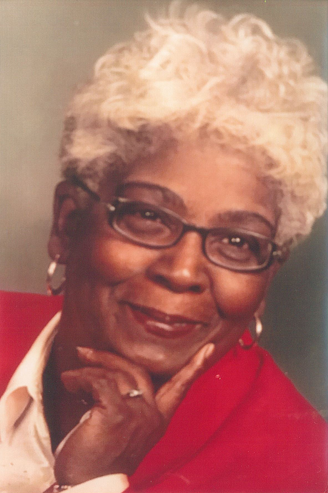 Alma Harris-Hogan
